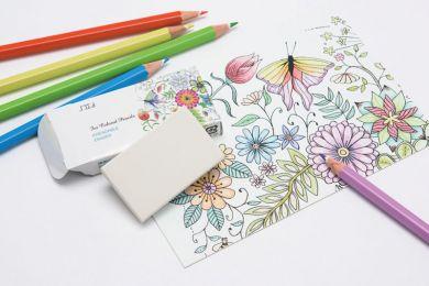Flower Collage Eraser
